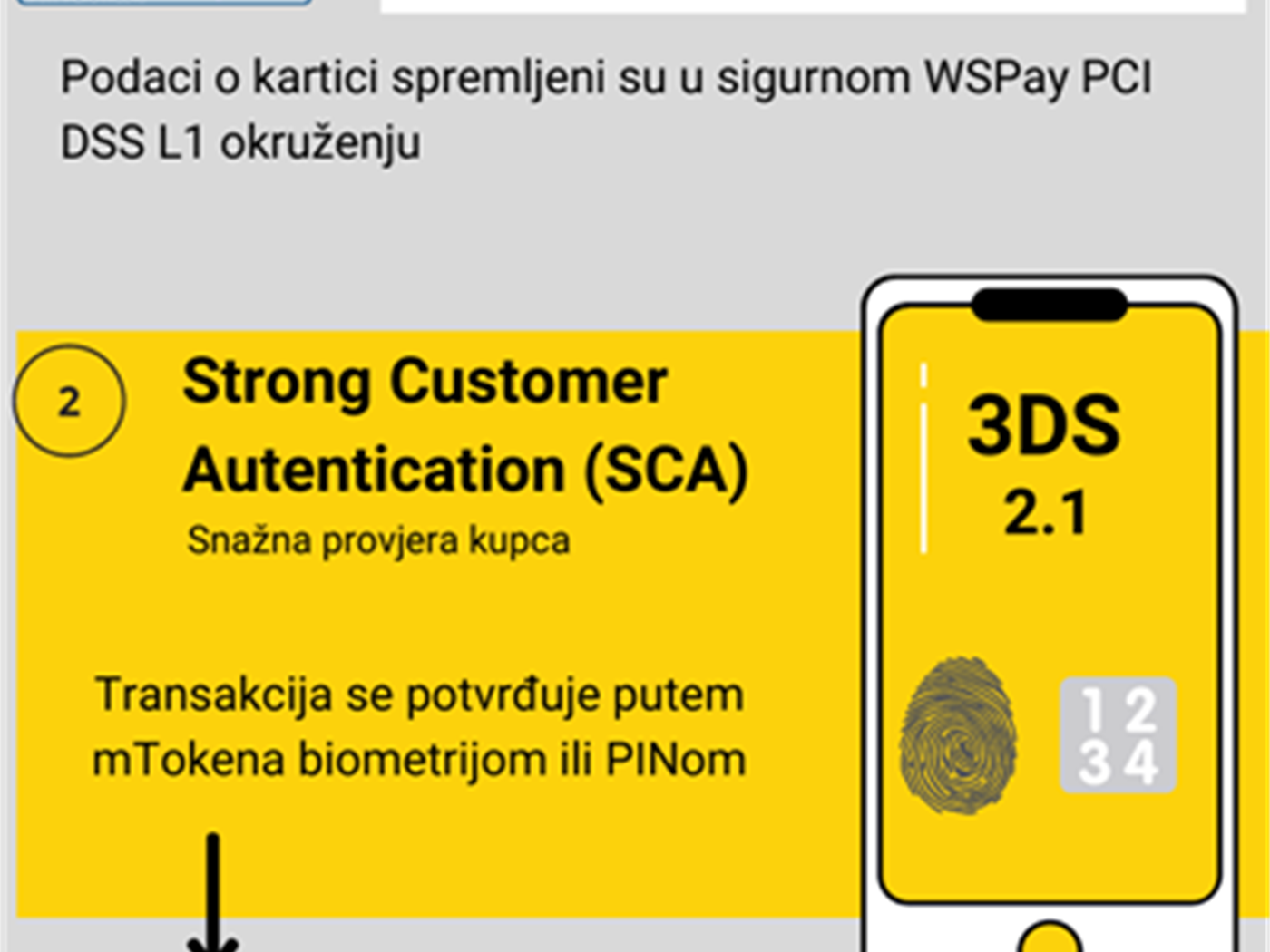 CIT transakcije - standardne i tokenizovane Card on File